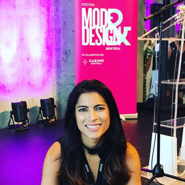 Super belle semaine qui commence! festivalmodedesign festivalmodeetdesign mode design montrealhellip